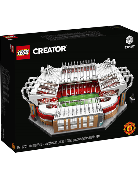 10272 Creator Expert Old Trafford - Manchester United